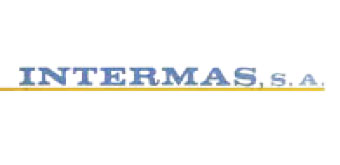 The original blue logo of Intermas S.A in 1964