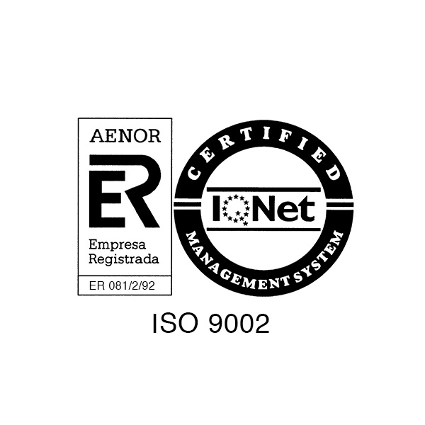Logo of the ISO 9002