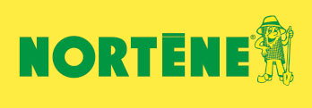 The Nortene logo in 2008