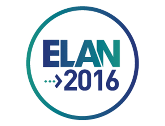 The Elan Project logo in 2016
